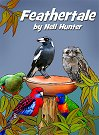 Feathertale a children's novel by Nell Hunter